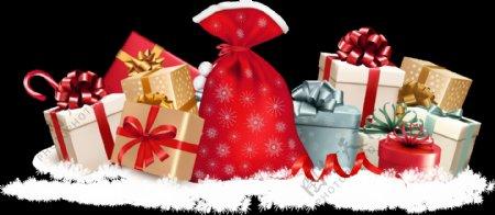 礼物礼包礼品节日欢庆图片