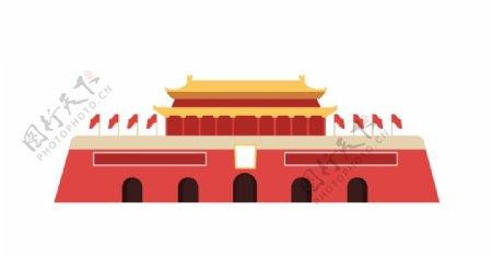 天安门国庆图片