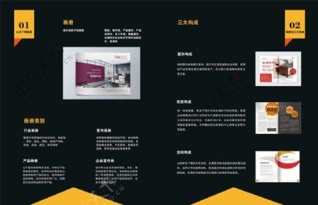 画册设计方案图片