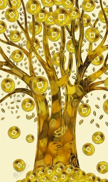 发财树图片