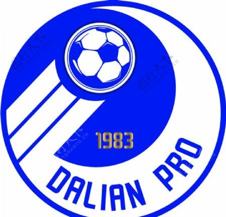 中超大连人职业足球俱乐部队徽图片