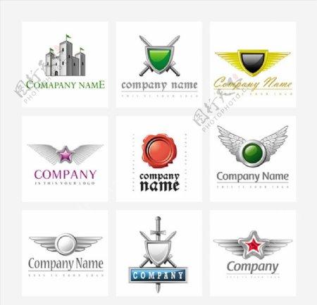 图标商标设计图片