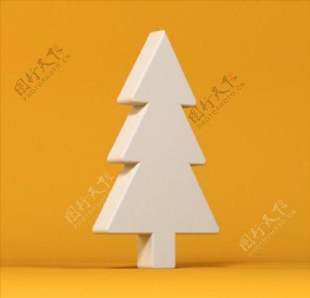 小松饼松树图片