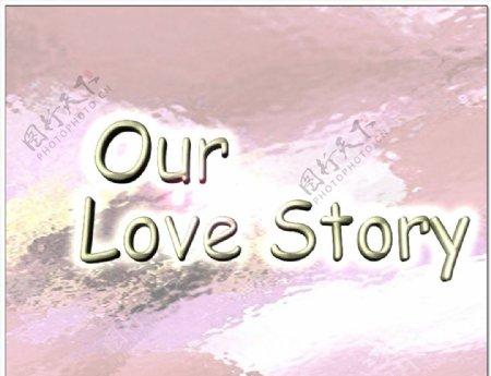 我们的爱情故事视频