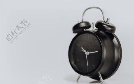 时钟闹钟工作室拍摄时间图片