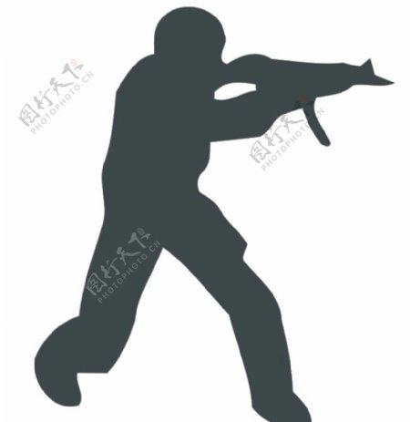 反恐警察图片