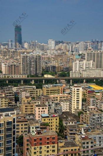 高楼建筑图片