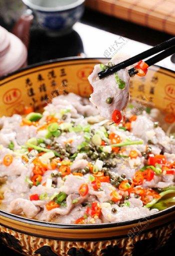 腾椒嫩牛肉图片