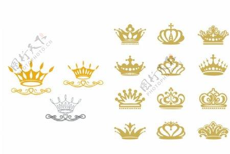 皇冠矢量图片