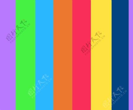 彩色条纹图片