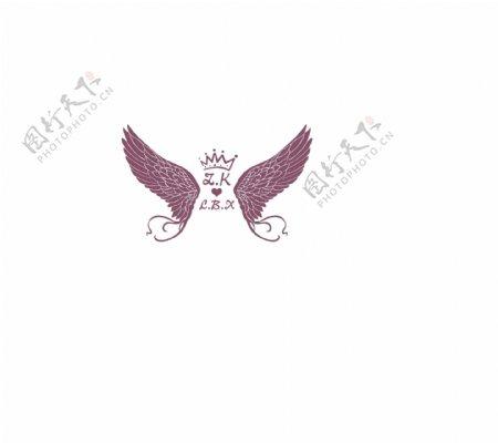 翅膀羽毛图片