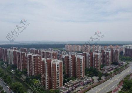 上海临港海滨国际花园图片