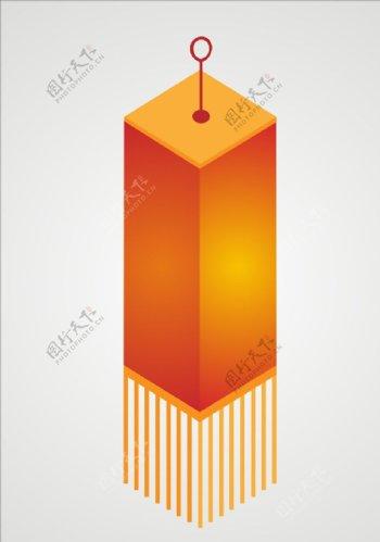 灯笼矢量春节灯笼图片