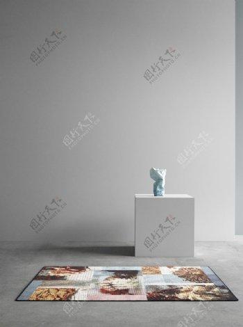雕塑展示厅图片