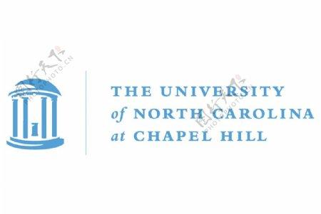 北卡罗来纳大学教堂山分校校徽图片