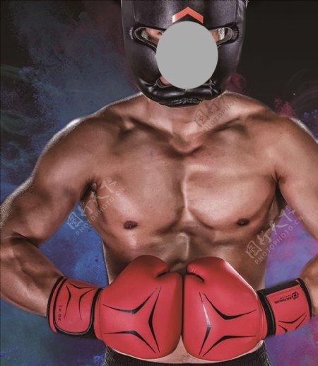 健身健美肌肉图片