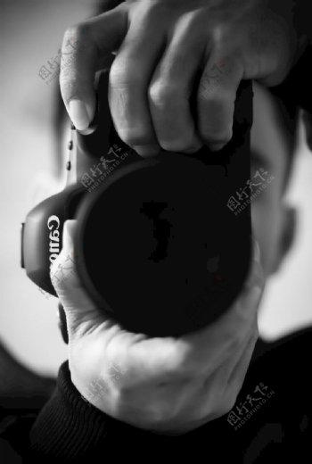 黑白照图片