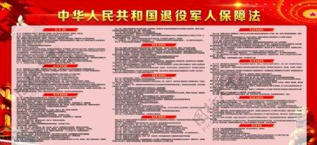 中华人民共和国退役军人保障法图片