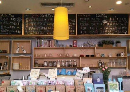 咖啡店咖啡馆图片