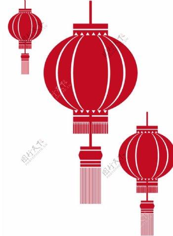 红灯笼图片