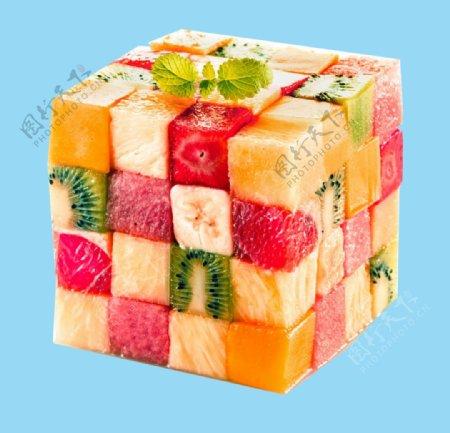 水果魔方图片