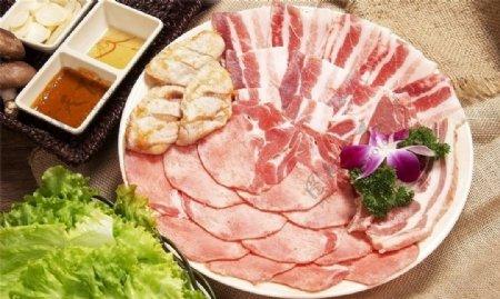 韩国料理图片