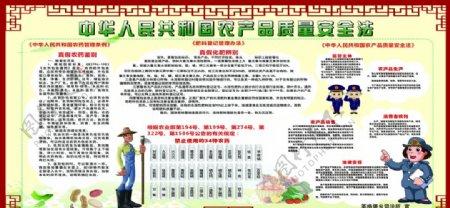 中华人民共和国农产品质量安全法图片