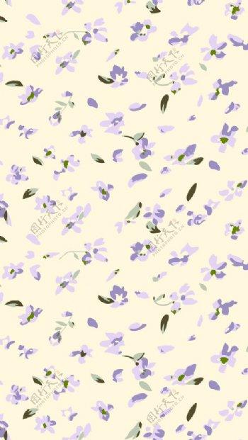 小碎花图片