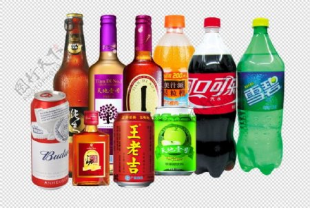 啤酒饮料图片