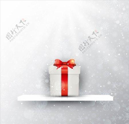 圣诞节礼盒图片