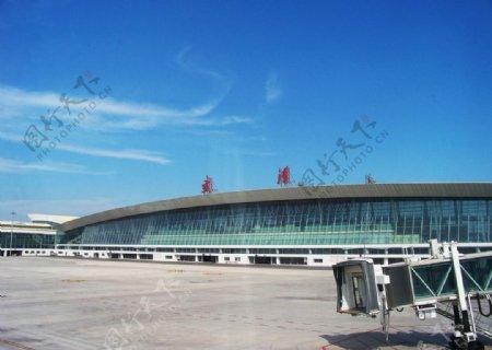 武汉机场图片