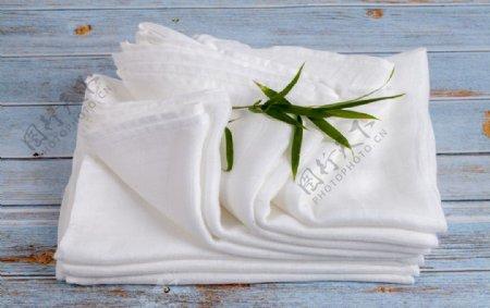 竹纤维纱布面料图片