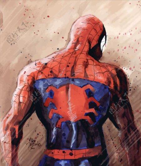 蜘蛛侠图片