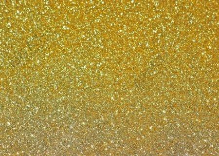 金色粒子背景素材图片