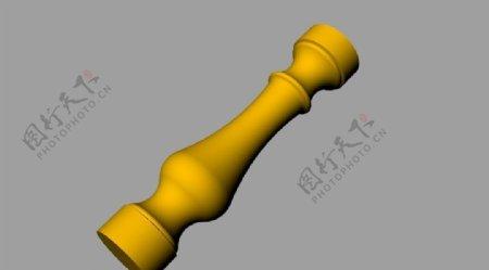 栏杆柱LG010adwg图片